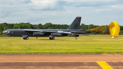 Photo ID 249898 by Mick Balter - mbaviation-images. USA Air Force Boeing B 52H Stratofortress, 60 0021