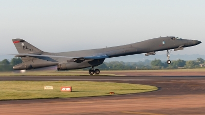 Photo ID 249878 by Mick Balter - mbaviation-images. USA Air Force Rockwell B 1B Lancer, 85 0084
