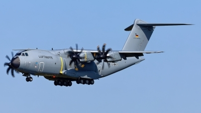 Photo ID 249958 by Rainer Mueller. Germany Air Force Airbus A400M Atlas, 54 19