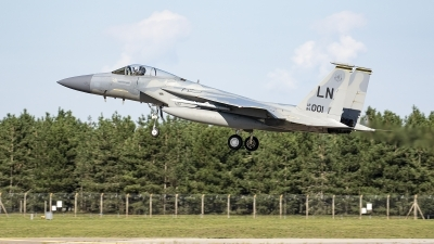 Photo ID 249973 by Jason Grant. USA Air Force McDonnell Douglas F 15C Eagle, 84 0001