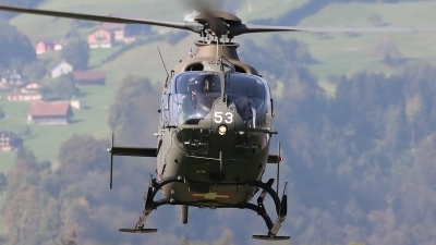Photo ID 250054 by Ludwig Isch. Switzerland Air Force Eurocopter EC 635P2, T 353