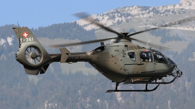 Photo ID 250055 by Ludwig Isch. Switzerland Air Force Eurocopter EC 635P2, T 361