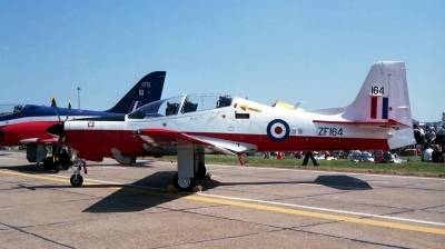 Photo ID 250067 by Michael Baldock. UK Air Force Short Tucano T1, ZF164
