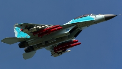 Photo ID 250071 by Andrei Shmatko. Russia Air Force Mikoyan Gurevich MiG 35,
