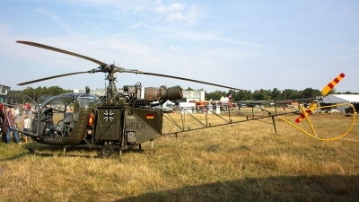 Photo ID 250081 by Thomas Rosskopf. Germany Army Sud Aviation SE 3130 Alouette II, 75 01