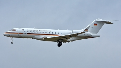 Photo ID 250103 by Rainer Mueller. Germany Air Force Bombardier BD 700 1A10 Global 6000, 14 07