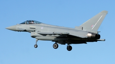 Photo ID 27971 by lee blake. UK Air Force Eurofighter EF 2000 Typhoon FGR4, ZJ947