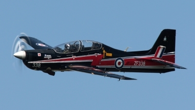 Photo ID 27972 by Neil Cotten. UK Air Force Short Tucano T1, ZF338