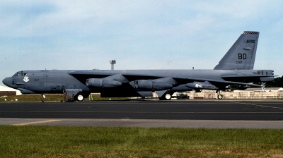 Photo ID 250109 by Alex Staruszkiewicz. USA Air Force Boeing B 52H Stratofortress, 61 0017