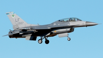 Photo ID 250148 by Misael Ocasio Hernandez. USA Air Force General Dynamics F 16D Fighting Falcon, 85 1507