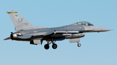 Photo ID 250149 by Misael Ocasio Hernandez. USA Air Force General Dynamics F 16C Fighting Falcon, 90 0759
