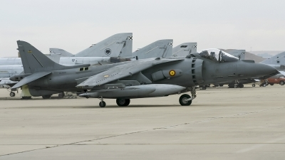 Photo ID 250227 by F. Javier Sánchez Gómez. Spain Navy McDonnell Douglas EAV 8B Harrier II, VA 1B 39