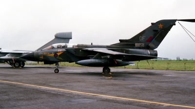 Photo ID 250230 by Michael Baldock. UK Air Force Panavia Tornado GR1, ZD811