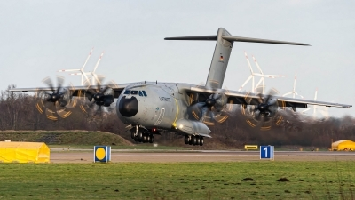 Photo ID 250214 by Sven Neumann. Germany Air Force Airbus A400M Atlas, 54 11