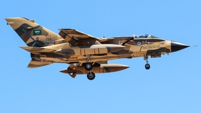 Photo ID 250234 by Ruben Galindo. Saudi Arabia Air Force Panavia Tornado IDS, 703