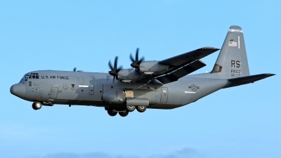 Photo ID 250251 by Rainer Mueller. USA Air Force Lockheed Martin C 130J 30 Hercules L 382, 08 8602