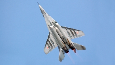 Photo ID 250266 by Frank Deutschland. Poland Air Force Mikoyan Gurevich MiG 29A 9 12A, 83