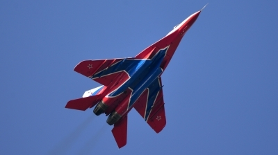 Photo ID 250265 by Frank Deutschland. Russia Air Force Mikoyan Gurevich MiG 29 9 13, RF 91933