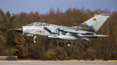Photo ID 250373 by Andreas Zeitler - Flying-Wings. Germany Air Force Panavia Tornado IDS T, 43 97