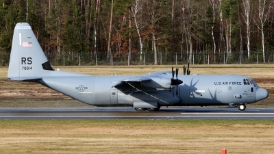 Photo ID 250504 by Günther Feniuk. USA Air Force Lockheed Martin C 130J 30 Hercules L 382, 07 8614