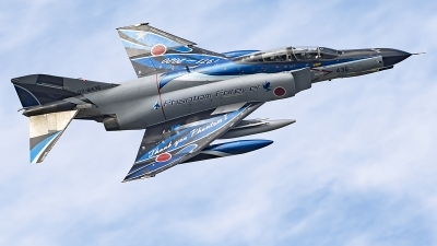 Photo ID 250509 by Atsushi Kameda. Japan Air Force McDonnell Douglas F 4EJ KAI Phantom II, 07 8436