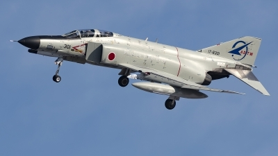 Photo ID 250511 by Atsushi Kameda. Japan Air Force McDonnell Douglas F 4EJ Phantom II, 17 8301