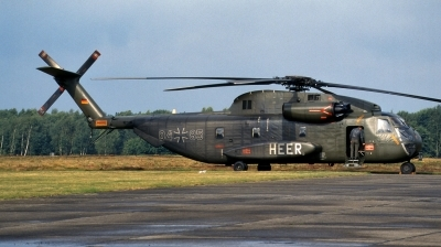 Photo ID 250515 by Alex Staruszkiewicz. Germany Army Sikorsky CH 53G S 65, 84 85
