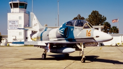 Photo ID 250524 by Hans den Uyl. USA Navy Douglas TA 4J Skyhawk, 158477