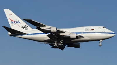 Photo ID 250629 by Hans-Werner Klein. USA NASA Boeing 747SP 21, N747NA