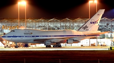 Photo ID 250628 by Hans-Werner Klein. USA NASA Boeing 747SP 21, N747NA