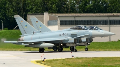 Photo ID 250634 by Stephan Franke - Fighter-Wings. Germany Air Force Eurofighter EF 2000 Typhoon S, 30 72