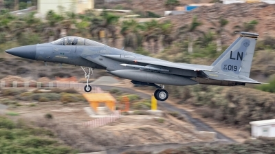 Photo ID 250635 by MANUEL ACOSTA. USA Air Force McDonnell Douglas F 15C Eagle, 84 0019