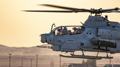 Photo ID 250640 by Jason Grant. USA Marines Bell AH 1Z Viper, 168970