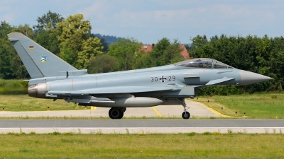 Photo ID 250645 by Stephan Franke - Fighter-Wings. Germany Air Force Eurofighter EF 2000 Typhoon S, 30 29