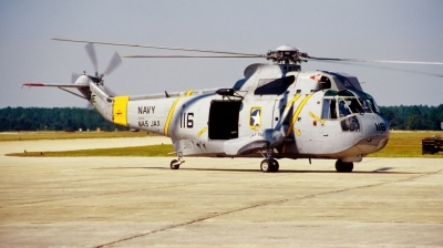 Photo ID 250676 by Hans den Uyl. USA Navy Sikorsky SH 3H Sea King S 61B, 152116