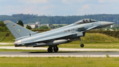 Photo ID 250689 by Stephan Franke - Fighter-Wings. Germany Air Force Eurofighter EF 2000 Typhoon S, 30 29