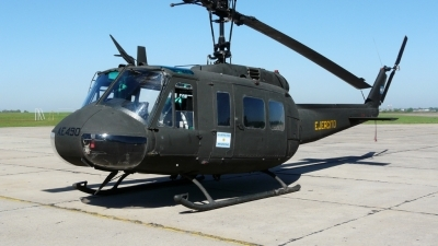 Photo ID 28051 by Martin Kubo. Argentina Army Bell UH 1H Iroquois 205, AE 490