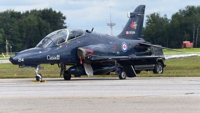 Photo ID 250787 by Rod Dermo. Canada Air Force BAE Systems CT 155 Hawk Hawk Mk 115, 155214