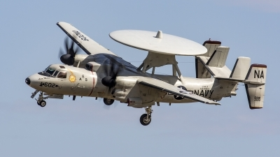 Photo ID 250802 by Jason Grant. USA Navy Grumman E 2C Hawkeye, 165819