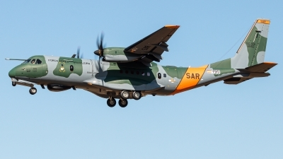 Photo ID 250852 by Santos. Brazil Air Force CASA C 295MPA Persuader, FAB6552