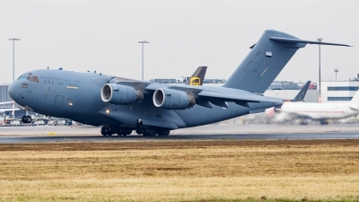 Photo ID 250871 by Stefan Schmitz. United Arab Emirates Air Force Boeing C 17A Globemaster III, 1228