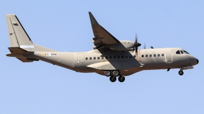 Photo ID 250951 by Ruben Galindo. Company Owned Airbus CASA C 295W, EC 006