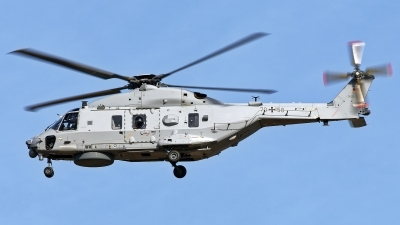 Photo ID 250936 by Rainer Mueller. Germany Navy NHI NH 90NTH, 79 58