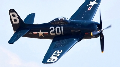 Photo ID 250960 by Maurice Kockro. Private The Fighter Collection Grumman F8F 2P Bearcat, G RUMM
