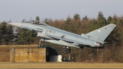 Photo ID 251050 by Benjamin Henz. Germany Air Force Eurofighter EF 2000 Typhoon S, 30 29