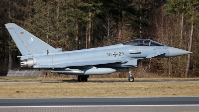 Photo ID 251025 by Rainer Mueller. Germany Air Force Eurofighter EF 2000 Typhoon S, 30 29