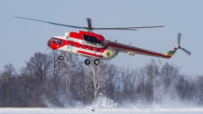 Photo ID 251030 by Igor Bubin. Ukraine State Emergency Service Mil Mi 8MTV 1, 26 BLUE