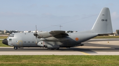 Photo ID 251071 by Duncan Portelli Malta. Belgium Air Force Lockheed C 130H Hercules L 382, CH 12