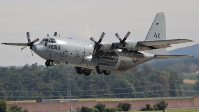 Photo ID 251083 by Niels Boor. USA Navy Lockheed C 130T Hercules L 382, 165313