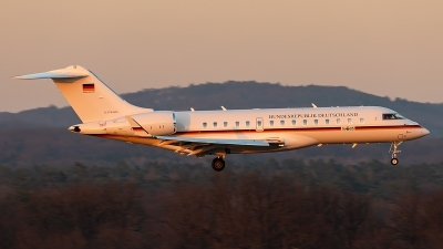Photo ID 251088 by markus altmann. Germany Air Force Bombardier BD 700 1A10 Global Express, 14 05